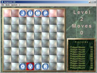 Screenshot für Jumpover 2.0